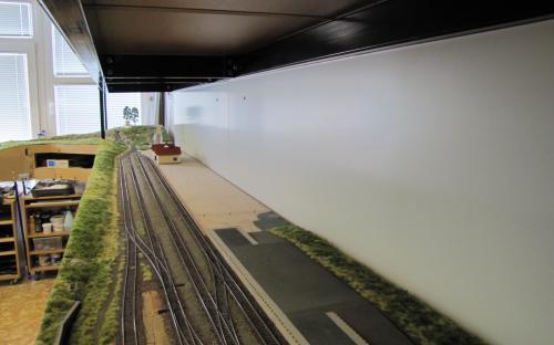 ... a takto vypadá pozadí za vloženou stanicí Ledeč