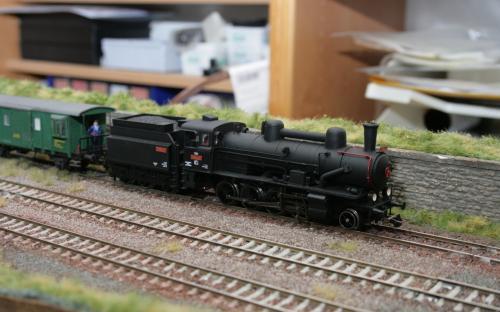 ... a u toho stejného šturcu je lokomotiva 434.2 s hytlákem