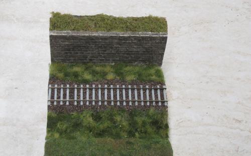 Diorama - hotové dílo